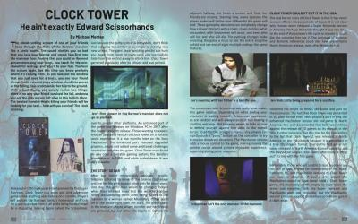 Clock Tower – by Michael Mertes
