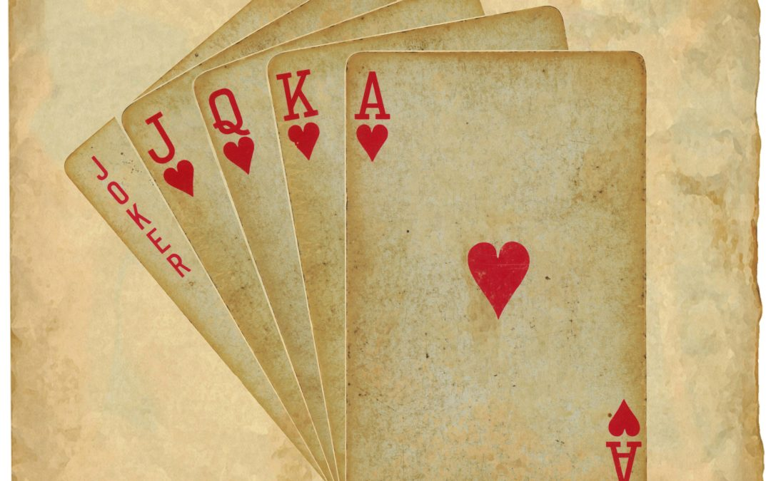 Where Did Card Games Originate from and How Has Poker Developed Over the Years