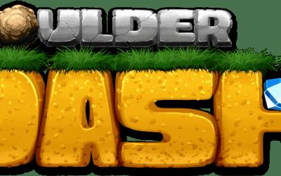 Boulder Dash® & Atari®, twogaming legends, reunitein their most modern forms.A walk down memory lane!