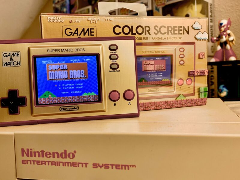 The Super Mario Bros. Game & Watch: A Neat Little Nostalgia Trap