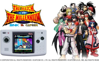 Switch It Up – Match Of the Mellennium SNK vs. Capcom Review
