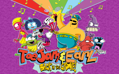 Toejam and Earl Coming to the iiRcade!