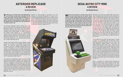 Sega Astro City Mini – by Michael Mertes