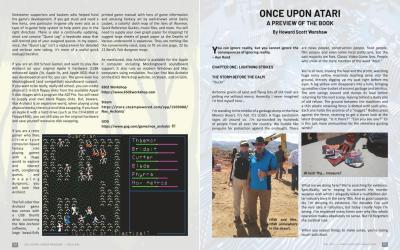 Once Upon Atari – by Howard Scott Warshaw