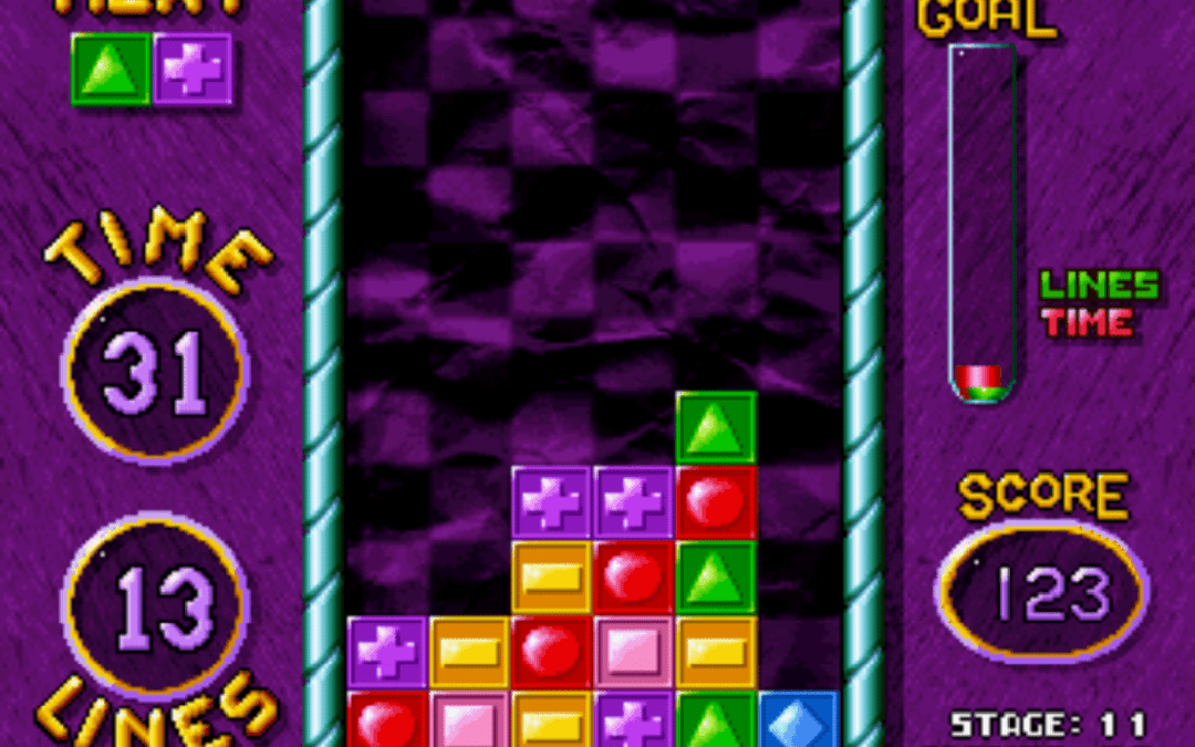 Maniac Square on iiRcade Review