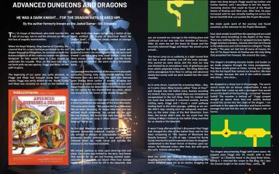 Advanced Dungeons & Dragons by Bill Donohue