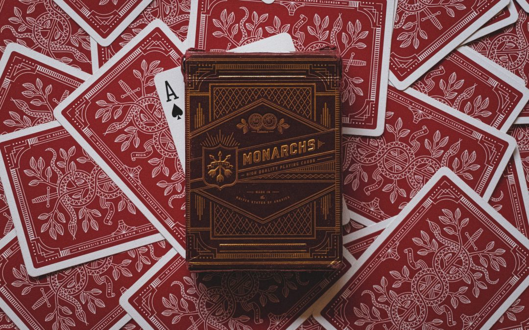Video Game Inspired Playing Cards That You Might Want to Check Out