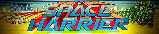 iiRcade Review – Space Harrier by Todd Friedman