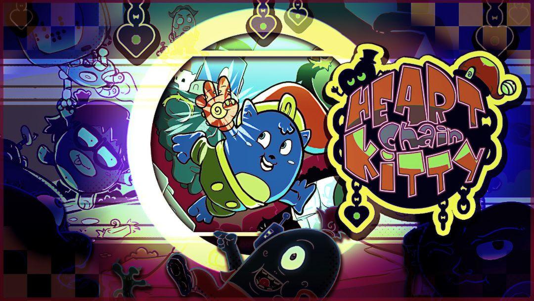 Old School Gamer Exclusive: Bernhard Politsch Talks Heart Chain Kitty