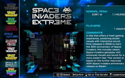 Space Invaders Invincible Collection Review (Nintendo Switch)