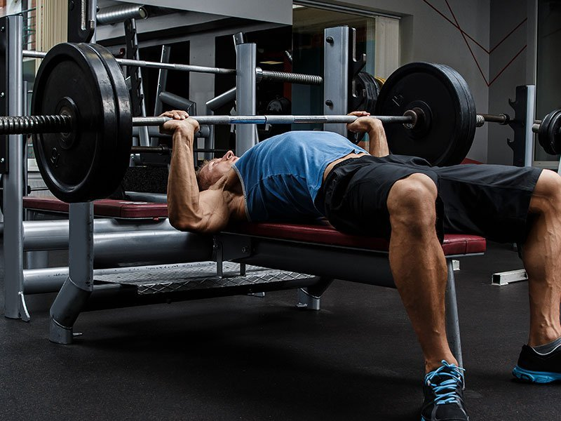 Incline Vs Flat Bench Side By Side Exercise Comparison