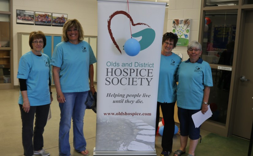 6th Annual Hike for Hospice 2017 – Thank-you to all who supported the Hike.