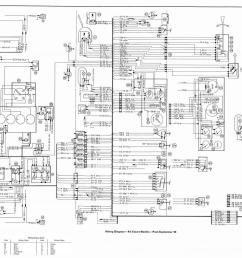understandable wiring diagram mk1 mk2 escorts old 1978 ford f100 fuse panel 1978 ford f150 fuse [ 1200 x 815 Pixel ]