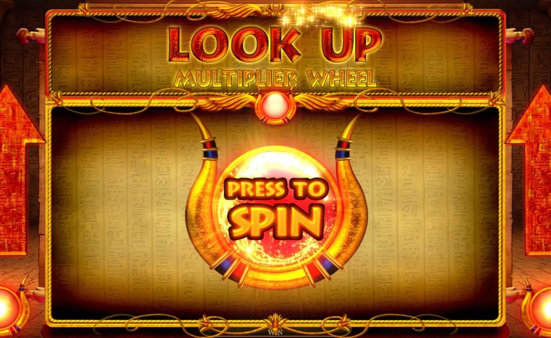 Magic of Isis - Multiplier Wheel