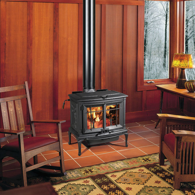 Wood Gas or Pellet Stove  Fort Wayne IN  Old Smokys