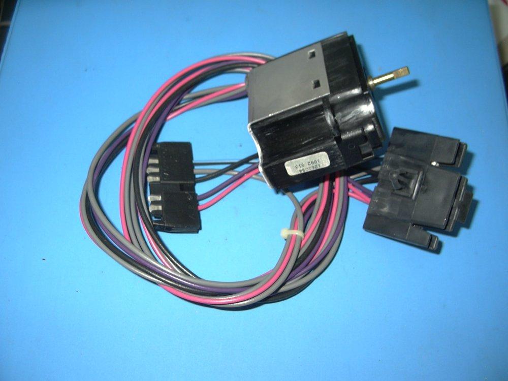 medium resolution of 1980 gm windshield wiper switch nos 1262094