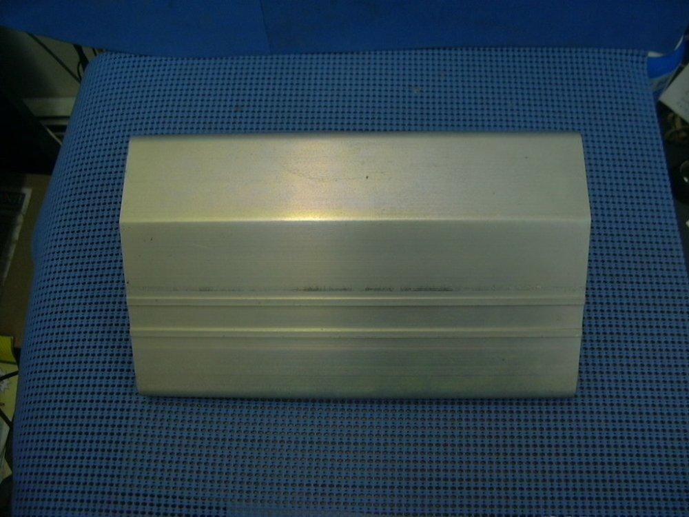 medium resolution of 1975 1976 corvette rear bumper impact bar cover support nos 359991