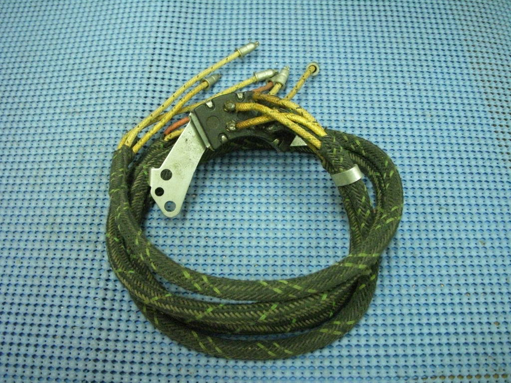 1951 Ford Turn Signal Switch Wire 2400