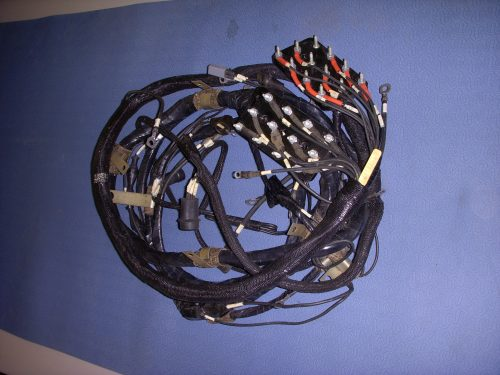 small resolution of 1970 1971 gmc truck engine wiring harness including chassis nos 1970 1971 gmc truck engine wiring