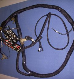 1970 1971 gmc truck engine wiring harness including chassis nos 8903709 [ 3264 x 2448 Pixel ]