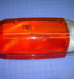 1987 1989 ford truck tail lamp lens nos e7tz 13404 a [ 3264 x 2448 Pixel ]