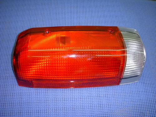 small resolution of 1987 1989 ford truck tail lamp lens nos e7tz 13404 a