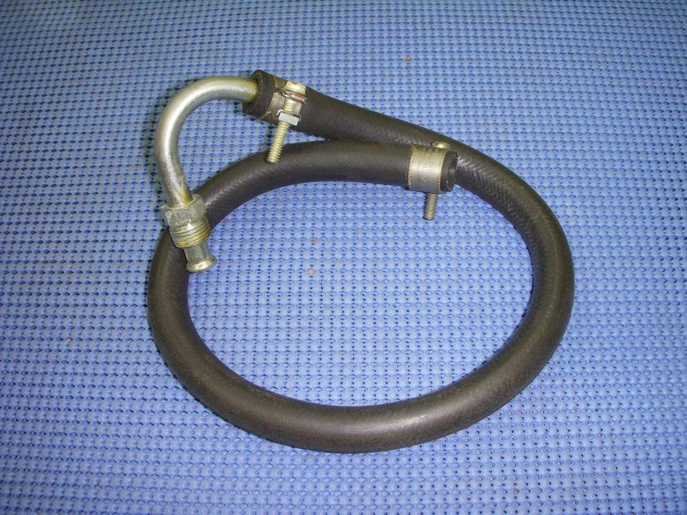 medium resolution of 1956 1957 gm power steering pump oil return hose nos 5683926