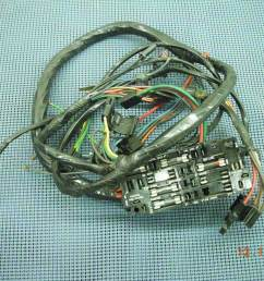 you re viewing 1968 1972 chevrolet and gmc truck instrument panel wiring harness nos 6299740 350 00 [ 3264 x 2448 Pixel ]