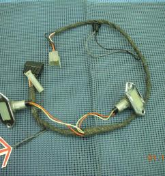 1964 1965 oldsmobile console wiring harness assembly 2983735 [ 3264 x 2448 Pixel ]