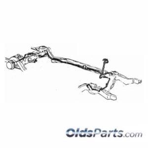 Oldsmobile Cutlass 442 Hurst/Olds Restoration Parts