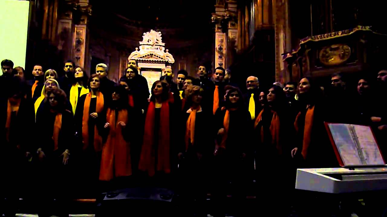 Old Spirit Gospel Singers – Children For Africa, Santuario di Rho (MI), 20/11/2010
