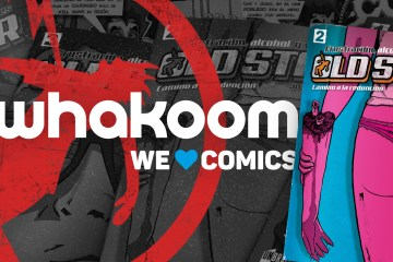 comic en whakoom