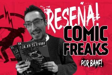reseña old star comic freaks