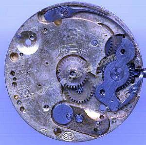 A Schild AS 175 watch movement1