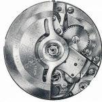 Enicar AR 1147 B watch movements
