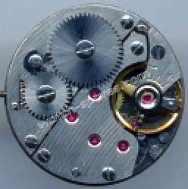 Bifora 91 watch movements