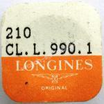 Longines 990.1 Part 210 Third Wheel