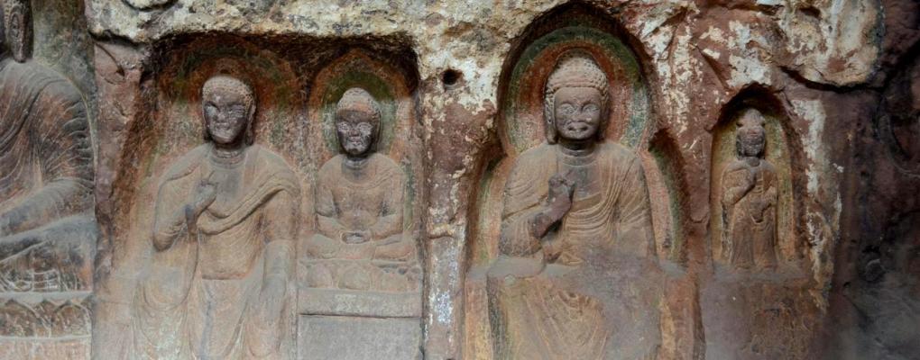 Shaxi Shibaoshan temples