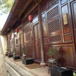 Heritage Shaxi accommodation - Old Theatre Inn - Yunnan China