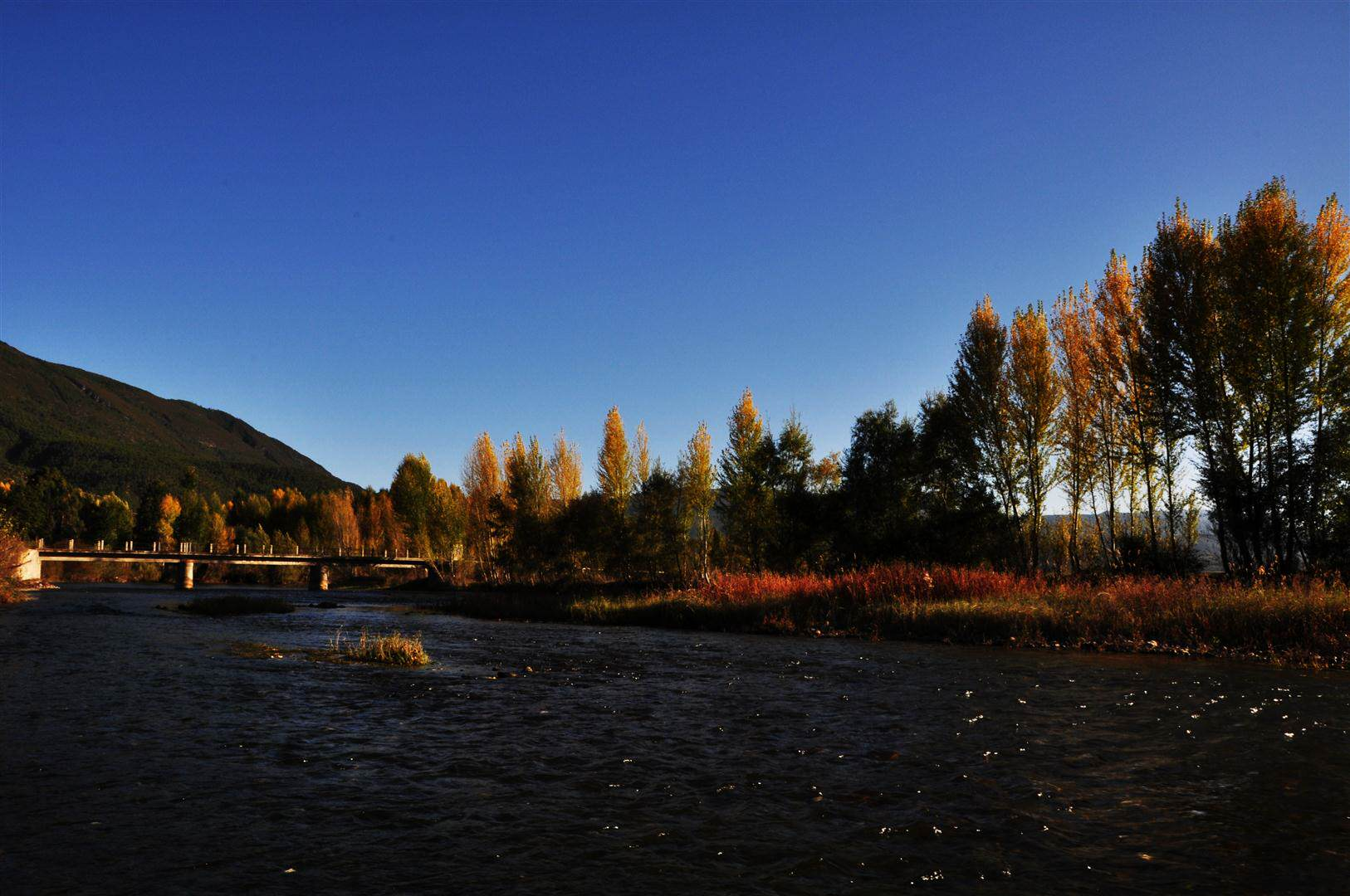Responsible Yunnan travel in Shaxi helps protect the Heihui River