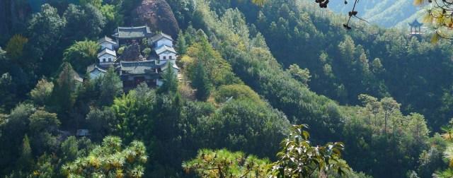 Shizhong temple Shaxi Yunnan China