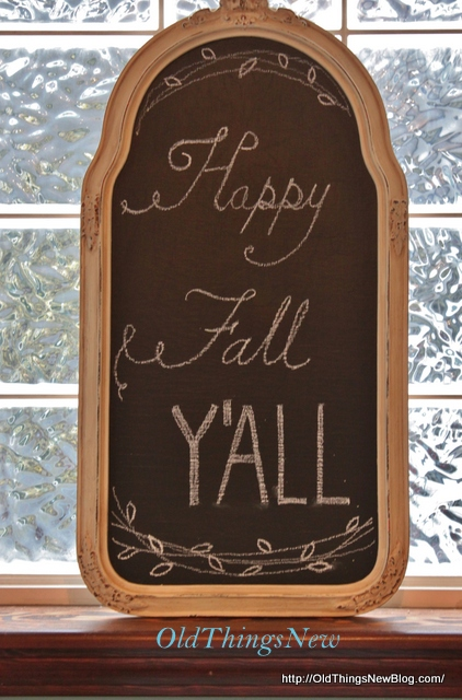 1-Entry Hall & Fall Decor 094