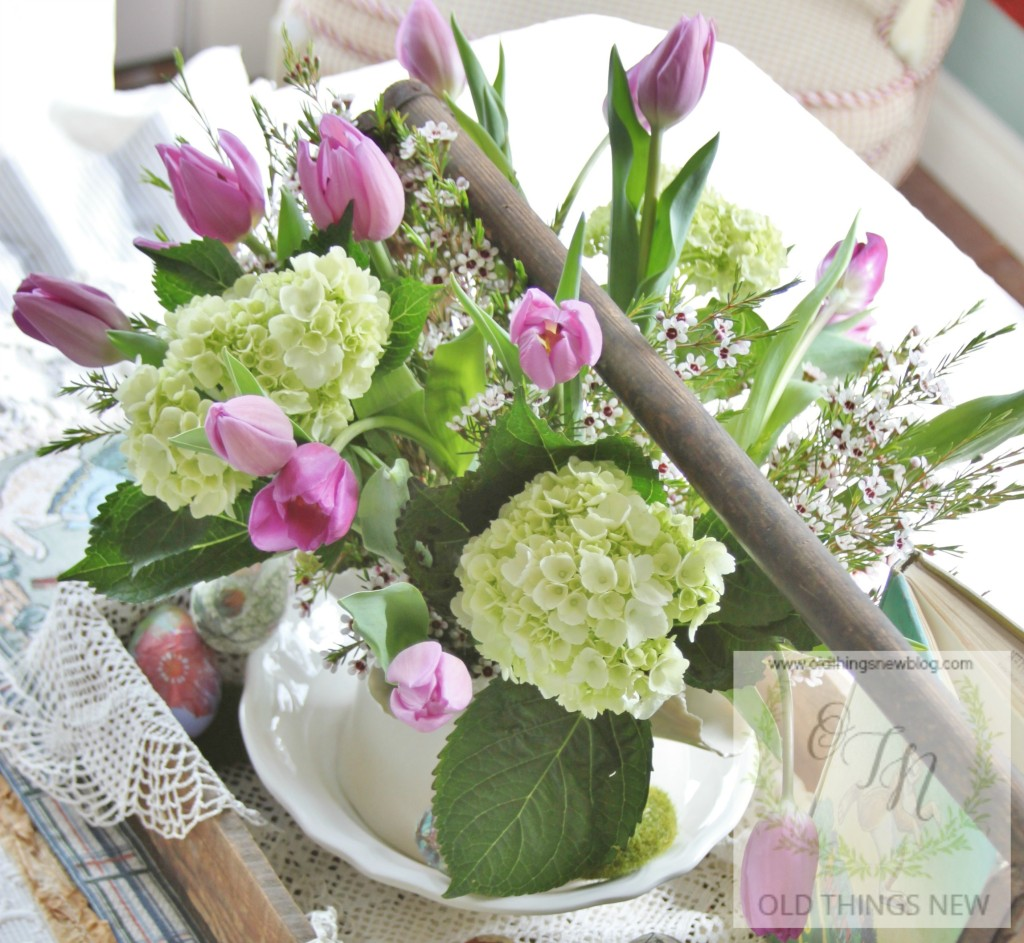 Easter Centerpiece 009
