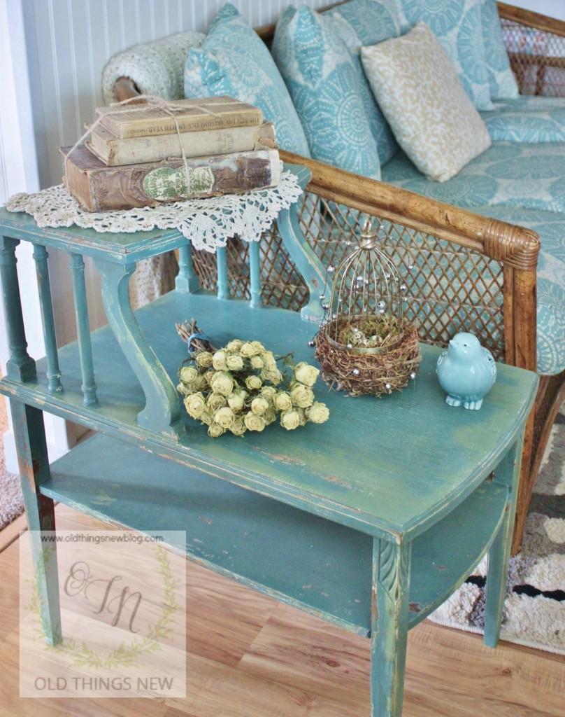 MMS Vintage Side Table 002
