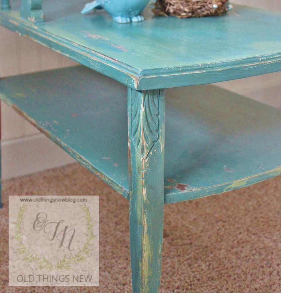 MMS Vintage Side Table 011