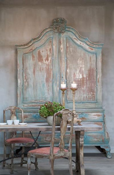 Patina Love - Old World Furniture
