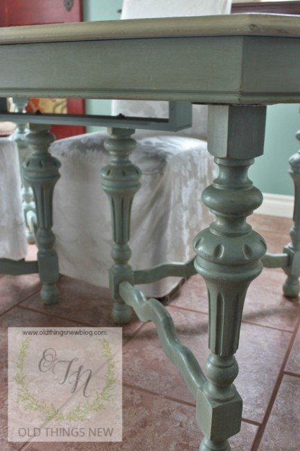 Shabby Kitchen Table