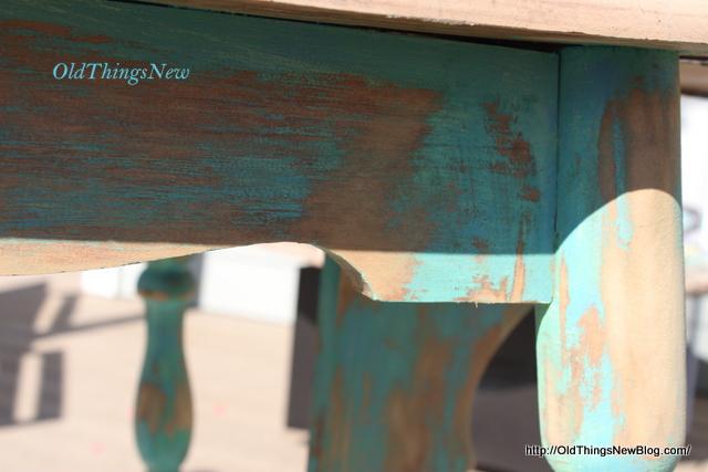 2-Drop Leaf Potting Bench 003