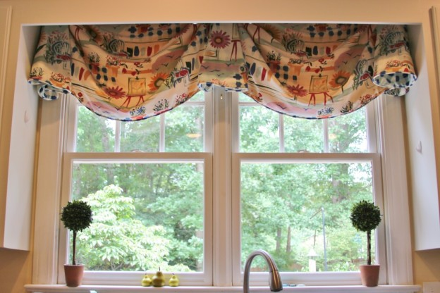 Kitchen Drapes 003