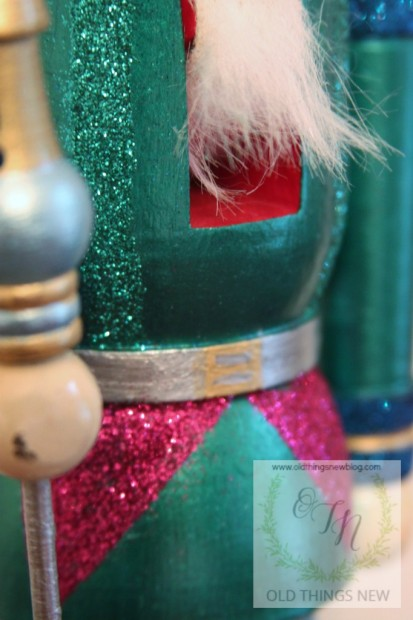 Glittery Nutcracker After 035